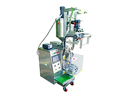 Vertical Form Fill Seal Machine (Piston Filling)