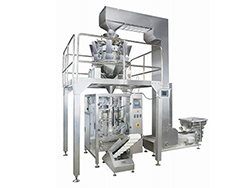 Multihead Weighing Vertical Form Fill Seal Machine