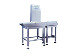 Weighing and Sorting Machine